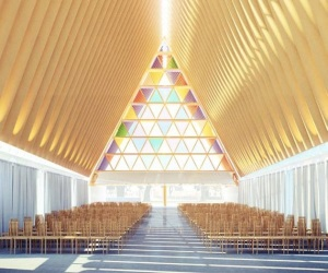 New-Zealands-Cardboard-Cathedral-Will-Hold-700-People-3