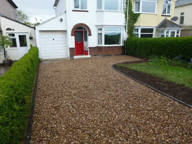 How do i work out how much gravel i need for an area the tbs blog daviesdriveways gravel driveway 004 0 solutioingenieria Images
