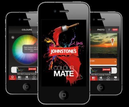 colour app - web main