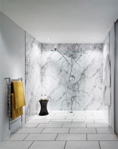 Calacatta Marble Wet